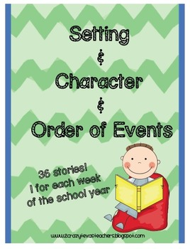 1st grade Character & Setting