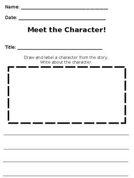 Character/Setting
