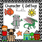 Character & Setting Activities {Bundle}