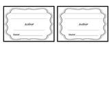 Character Setting Flipbook
