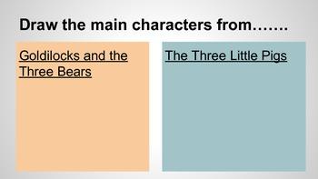Character, Setting, Main Idea, Fiction and Non-Fiction
