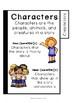 Character, Setting, Plot Flipbook