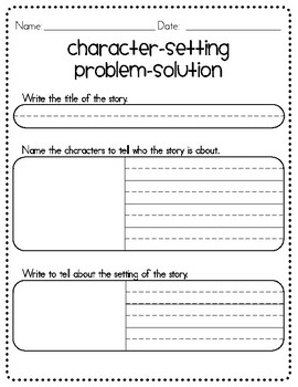 graphic about Problem Solution Graphic Organizer Printable known as Difficulty And Merchandise Image Organizer Worksheets TpT
