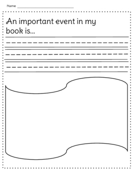Character, Setting and Important Events