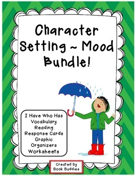 Reading Response Character and Setting