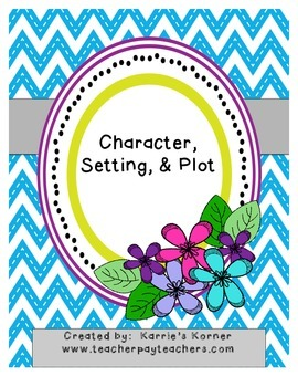 Character, Setting, and Plot Events