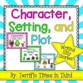 Character, Setting, and Plot: Writing Silly Stories!