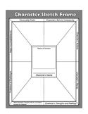 Character Sketch Frames
