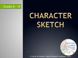 Character Sketch Project