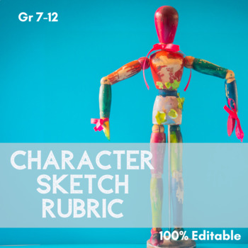 Character Sketch Rubric