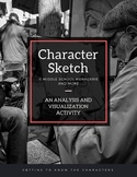 Character Sketch & Rubric