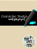 Character Sketch: Thinking Deeply about a Character