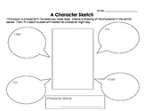 Character Sketch and Story Overview
