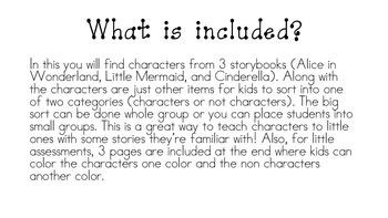 Character Sort