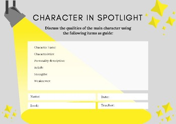 Character Spotlight