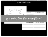 Character Square