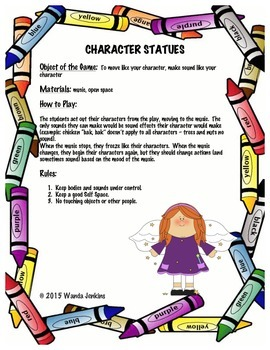Character Statues