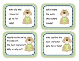 Character Story Element Task Cards and More