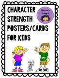 Character Strength Posters - Positive Education Traits