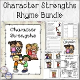 Character Strengths Rhyme Set