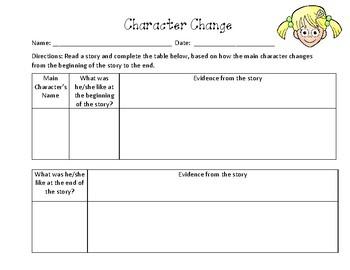 Character Studies Bundle