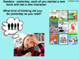 Character Studies - SUPPLEMENT - Google Slides, PowerPoint, SMART, & PDF