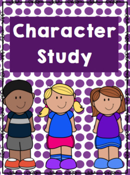 Lucy Calkins Character Study