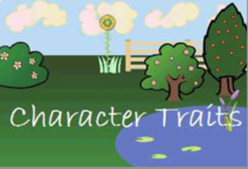 Character Study Flipchart