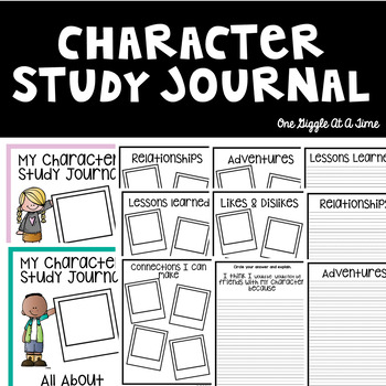 Character Study Journal