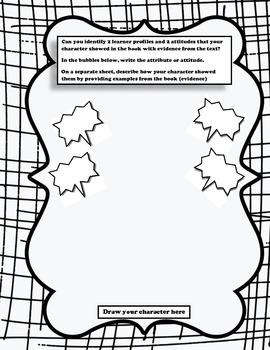 Character Study - Literature Response - IB learner profile