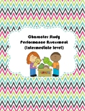 Character Study Performance Assessment in Chinese (Interme