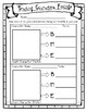 Character Study Poster and Graphic Organizer Set
