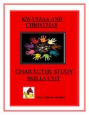 Character Study Skills Unit:  Kwanzaa and Christmas