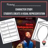 Character Study: Students Create a Visual Representation