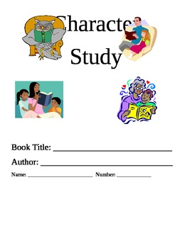 Character Study Unit