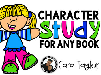 Character Study for Any Book!