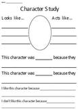 Character Study iii