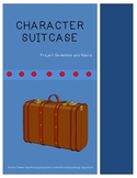 Character Suitcase Project (Guidelines and Rubric)