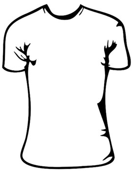 Character T-Shirt Project