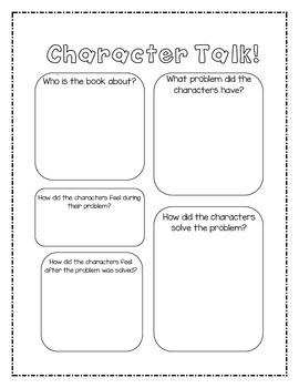 Character Talk