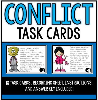 Conflict Task Cards