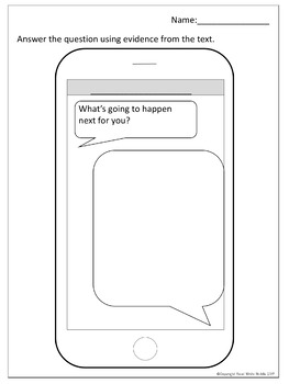 Character Text Messages