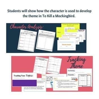 Character & Theme Analysis Essay for To Kill a Mockingbird