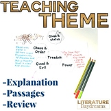 Teaching theme activities