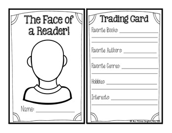Character Trading Cards: Traits, Motivations & Feelings!