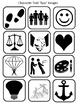 Character Trait APP style images FREEBIE!