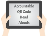 Character Trait Accountable Read Alouds QR Codes listening centers w/ SAFESHARE!