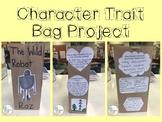 Character Trait Bag Project