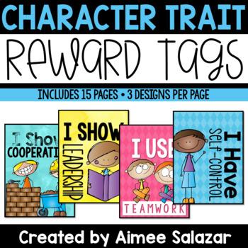 Reward Tags {Character Traits}