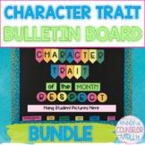 Character Trait Bulletin Board Bundle